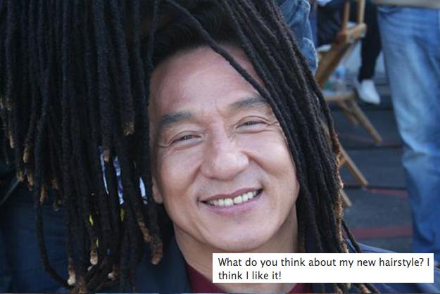 Jackie Chan Funny Pics