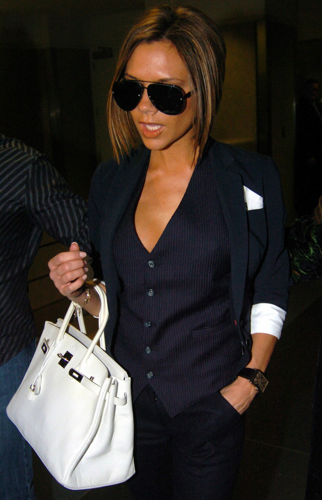 The Many Bags of Victoria Beckham | Satchi