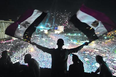 Mesir berdarah lagi