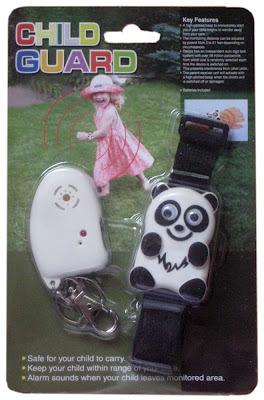 Child Locator Panda