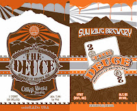 Oskar Blues-Sun King Brewery - The Duece