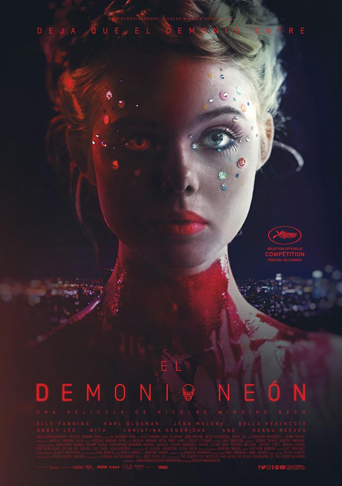 Demônio de Neon Legendado