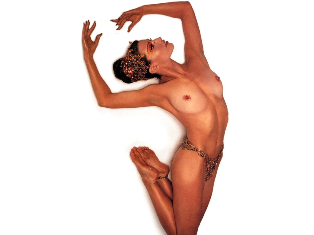 Gina gershon nude real opinion you