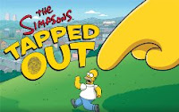 Download Android Game The Simpsons: Tapped Out for Android 2013 Full Version