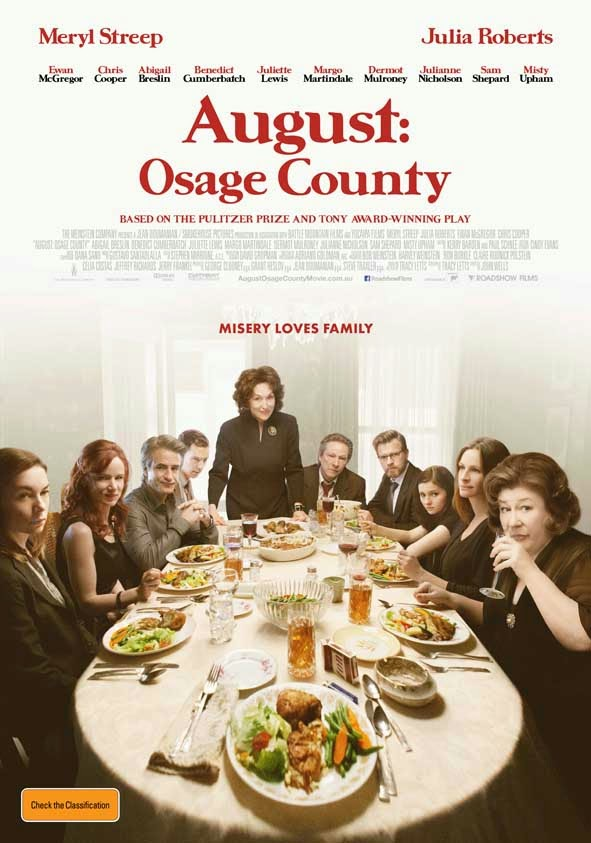 August: Osage County - Sierpień w hrabstwie Osage - 2013