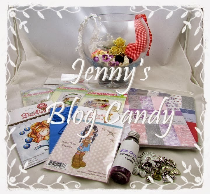 Jenny's March Blog Candy