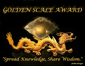 The Golden Scales Award