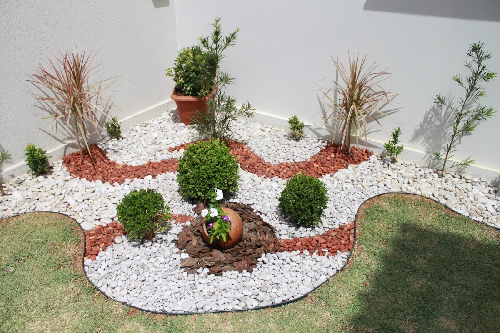 Floricultura e paisagismo ifsert o rural instala o jardim residencial - Separador jardin ...