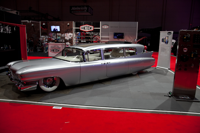 Mark Of Elegance Limo >> Looking For Previously Posted Pictures Of A 1960 Custom Stretch Cadillac Limo