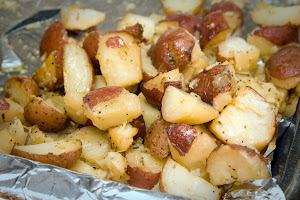 Roasted Rosmary Potatoes