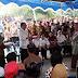 Joko Widodo Tinjau Posko Pelayanan Kesehatan Bagi Korban Kabut Asap di Kabupaten OKI
