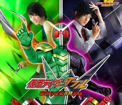 Kamen Rider on Kamen Rider W  Double  Mp4 Download   Adicionando