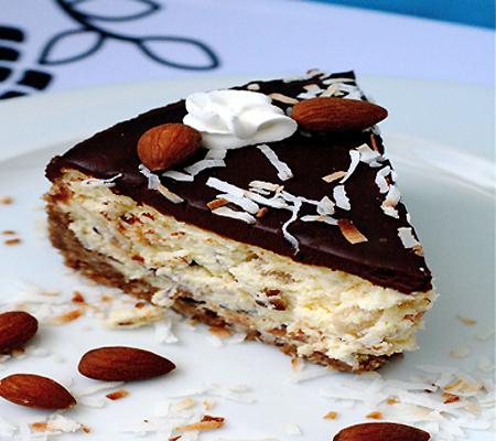 Almond Joy Cheesecake Recipes