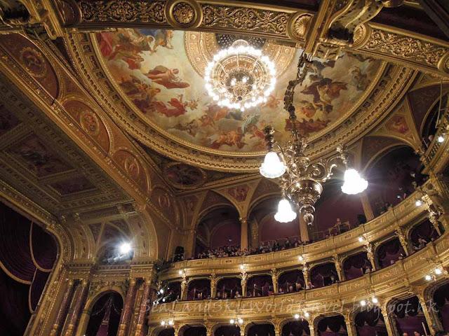 國家歌劇院, 布達佩斯, budapest, Opera House