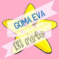 Goma Eva. El Reto.