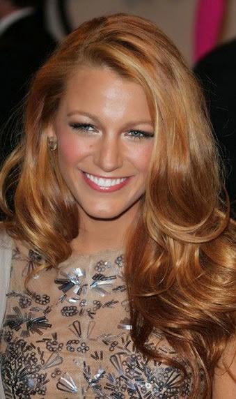 suosittu vaalea punaiset hiukset