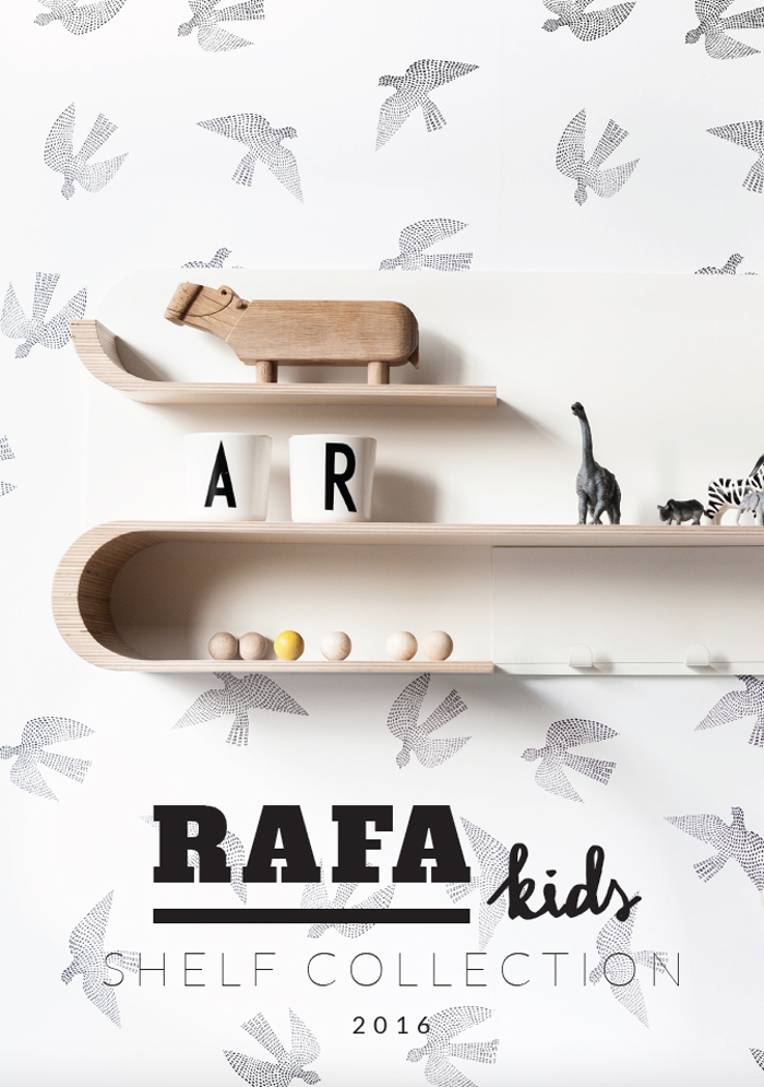 Rafa-kids shelf collection lookbook 2016