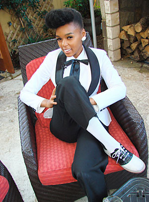 Janelle Monáe - Androgynous Android