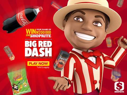BIG RED DASH 'Play Now'