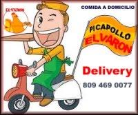 """Pica Pollo """"EL VARON Delivery""""  La Nueva Forma de Comer en la casa.  LLame a 809-469-0077 para su p"""
