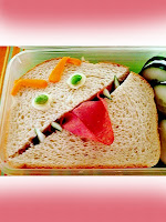 тасманийски дявол сандвич за деца