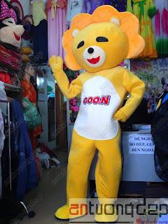 may bán mascot hcm
