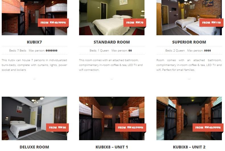 Antara Bilik Yang Ada Di RamaRama Hotel Harga Memang Sangat Berpatutan La Toksah Cerita P