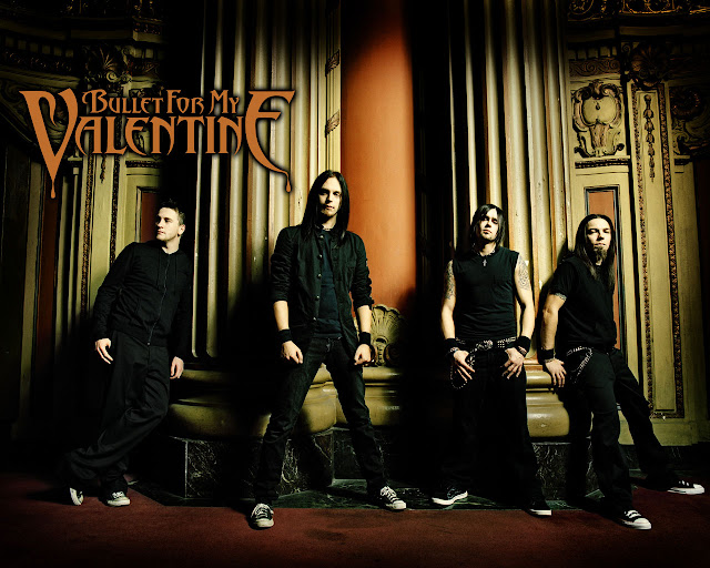 Profil Bullet For My Valentine