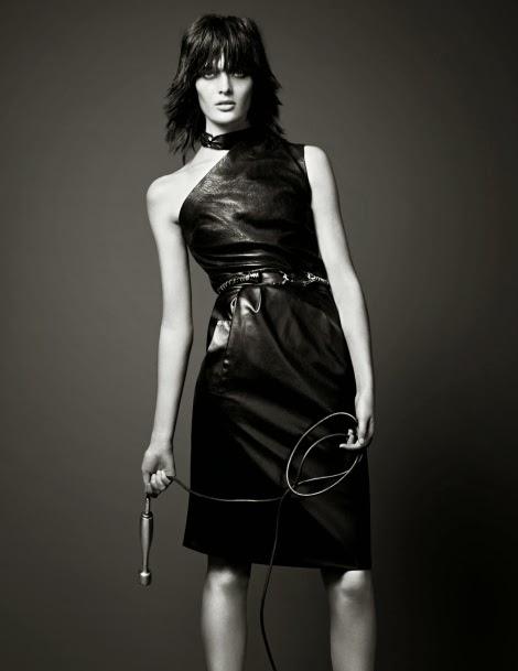 Sam Rollinson stars in 'Rock Opera' for Vogue Russia