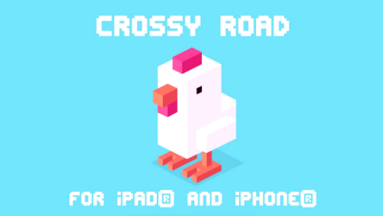 Crossy Road for Android and iOS