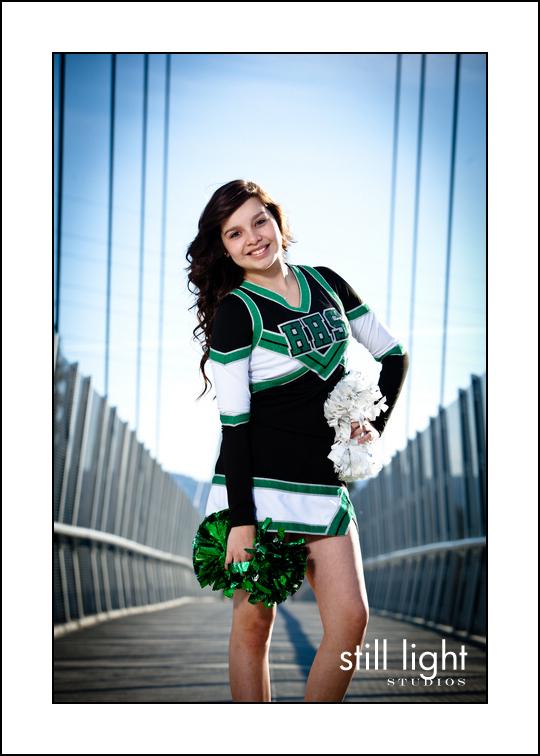 Still Light Studios Homestead High School Cheerleaders