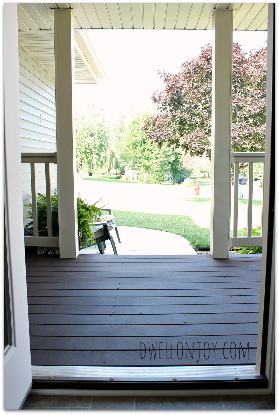 A Deck Face Lift || DeckOver by Behr