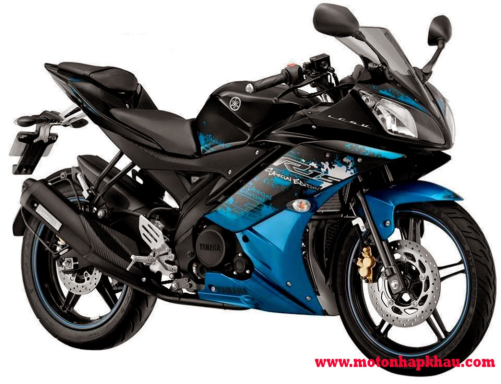 Yamaha R15 2015