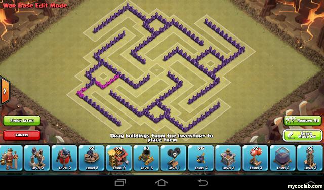 New Th7 War Base