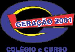 COLEGIO E CURSO GERAÇÃO 2001
