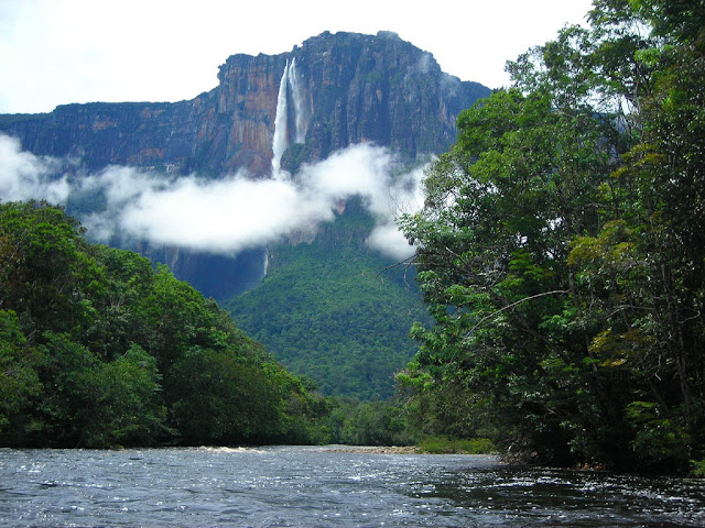 Cachoeira Angel Falls