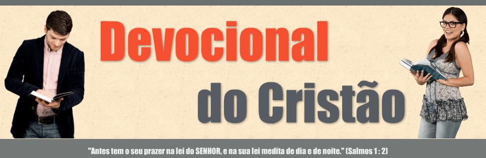 Devocional Cristão