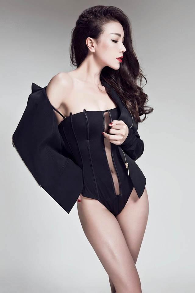 Trà Ngọc Hằng thương hiệu sexy