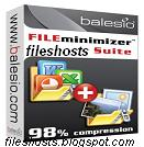 FILEminimizer Suite v7.0