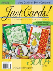 Published Just Cards Summer 2016