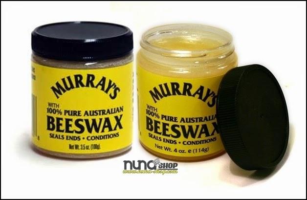 Pomade Murrays Beeswax - Medium Hold Terbaik