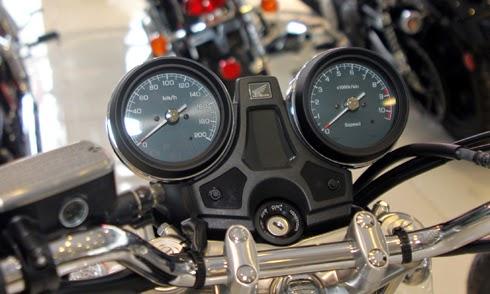 Honda CB1100 EX 2015