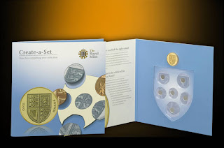 Create a Set from The Royal Mint