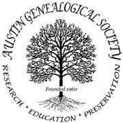 Member of the Austin Genealogical Society