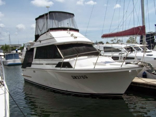31' Mariner Flybridge Cruiser - Price: AU $58,990