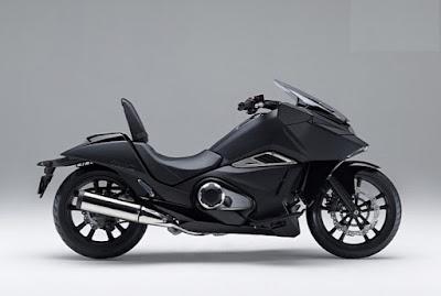 Spesifikasi dan Harga Motor Touring Honda NM4 Vultus - Harga Motor Bekas