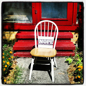 Charter Member: Empty Chair Movement ... And That Chair Is Still Empty!
