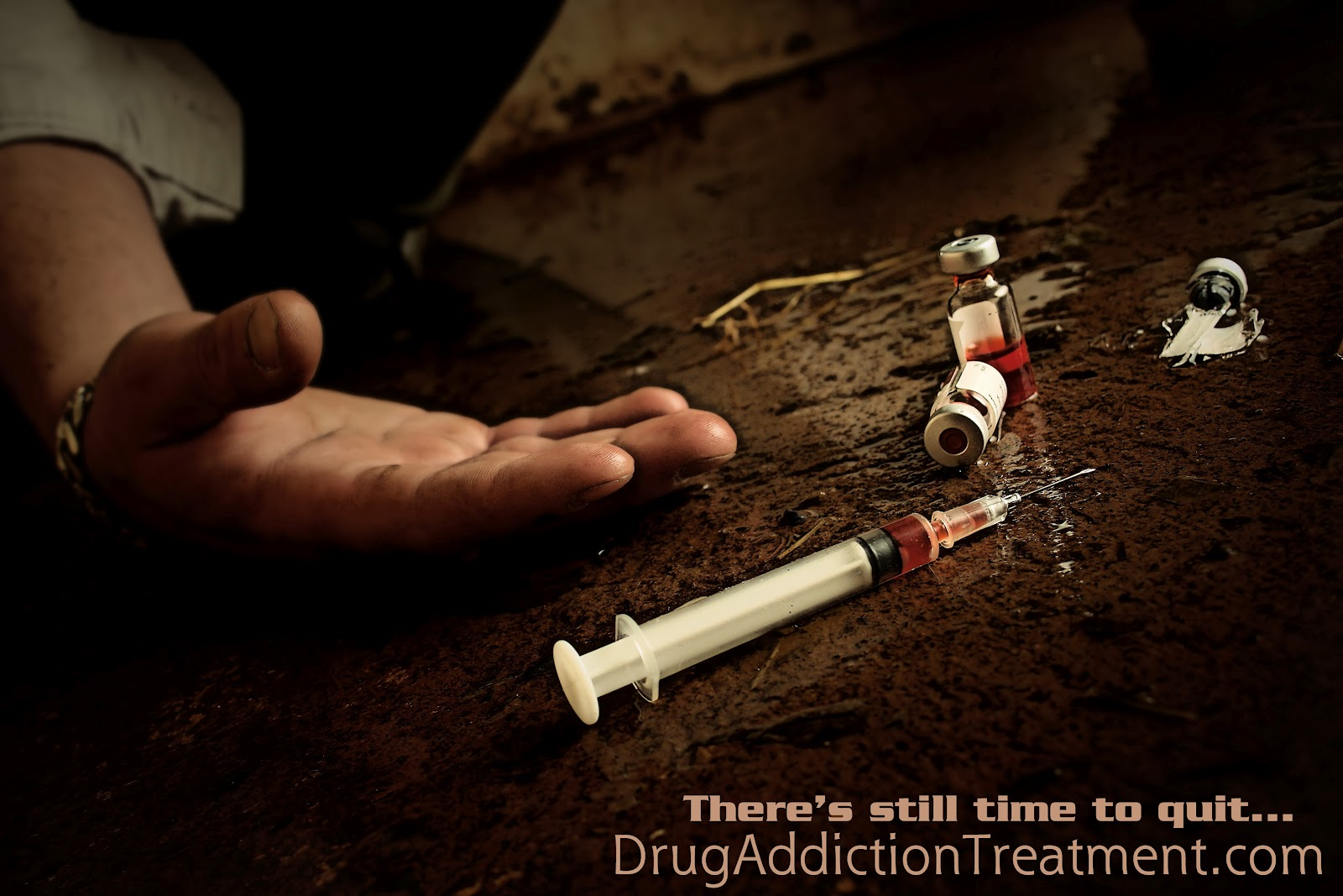there are many different drug addiction treatment centers all around ...
