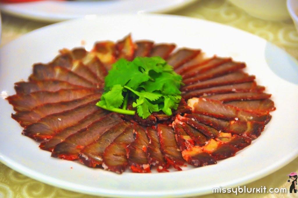 Si Chuan Dou Hua, PARKROYAL Kuala Lumpur, yee sang, cny, Foodie Trail,