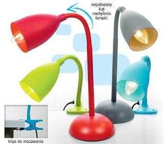 Lampka z Biedronki